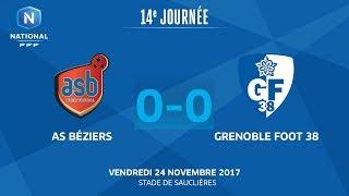 AS Beziers vs Grenoble full match