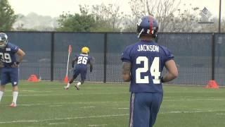 Giants Insider: Bennett Jackson