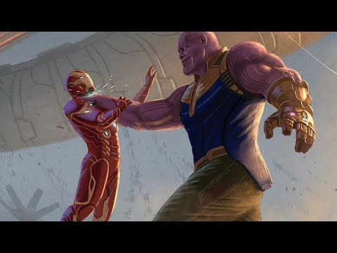 New Theory Claims Thanos And Tony Stark Met Before Infinity War