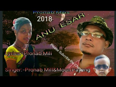 Pronab Mili & Moon Payeng ## Majuli Zila Mishing Song##