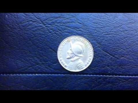 Coins : Panama1/10 Balboa 1993 Coin aka10 Centésimos or 10 Centésimo