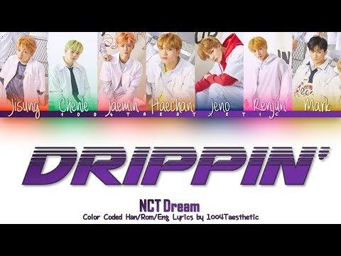 NCT DREAM (엔씨티 드림) - Drippin' (드리핑) Color