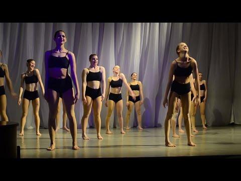 Гос экзамен Училище культуры Днепр хореография день первый