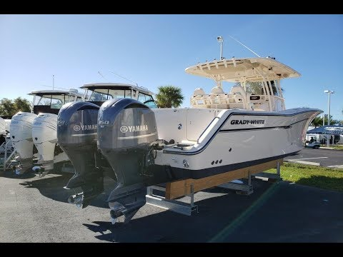 2015 Grady-White 336 Canyon Boat For Sale at MarineMax Fort Myers