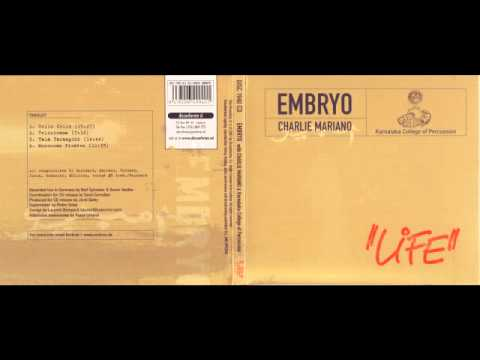EMBRYO - Life - with Charlie Mariano and the Karnataka College of Percussion (1980) FULL ALBUM