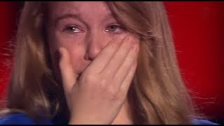 little Girl Starts to Cry :( Because They Didn't Pick Her! WHY? I Don't Believe This! I Want Cry too