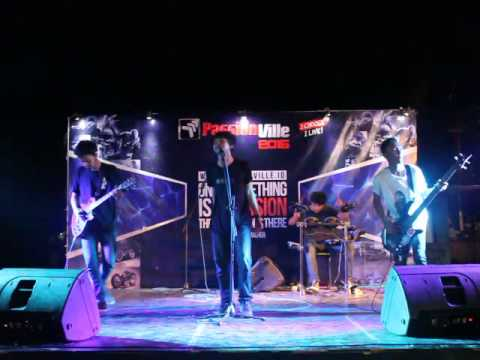 Band Melodic Punk - Kacamata Pecah Apakah Hanya Dia - Passionville 2015