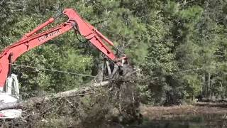 Santee Cooper: Reevesville Transmission Restoration October 10, 2016