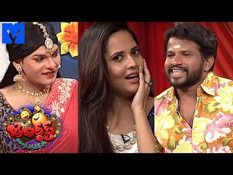 Jabardasth - జబర్దస్త్ - 11th January 2018 - Jabardasth   - Hyper Aadi,Adhire Abhi