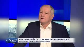 Guillaume Nery - TV5 Monde