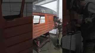 капитальный ремонт кабин камаз