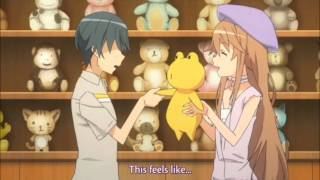 Cute anime couples {Part 1}