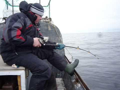 видео рыбалка на териберке