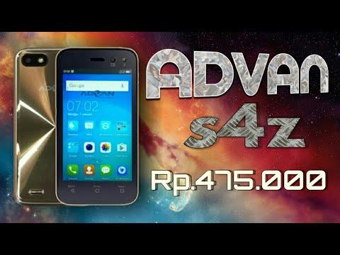 ADVAN S4 Z  ( Unboxing )