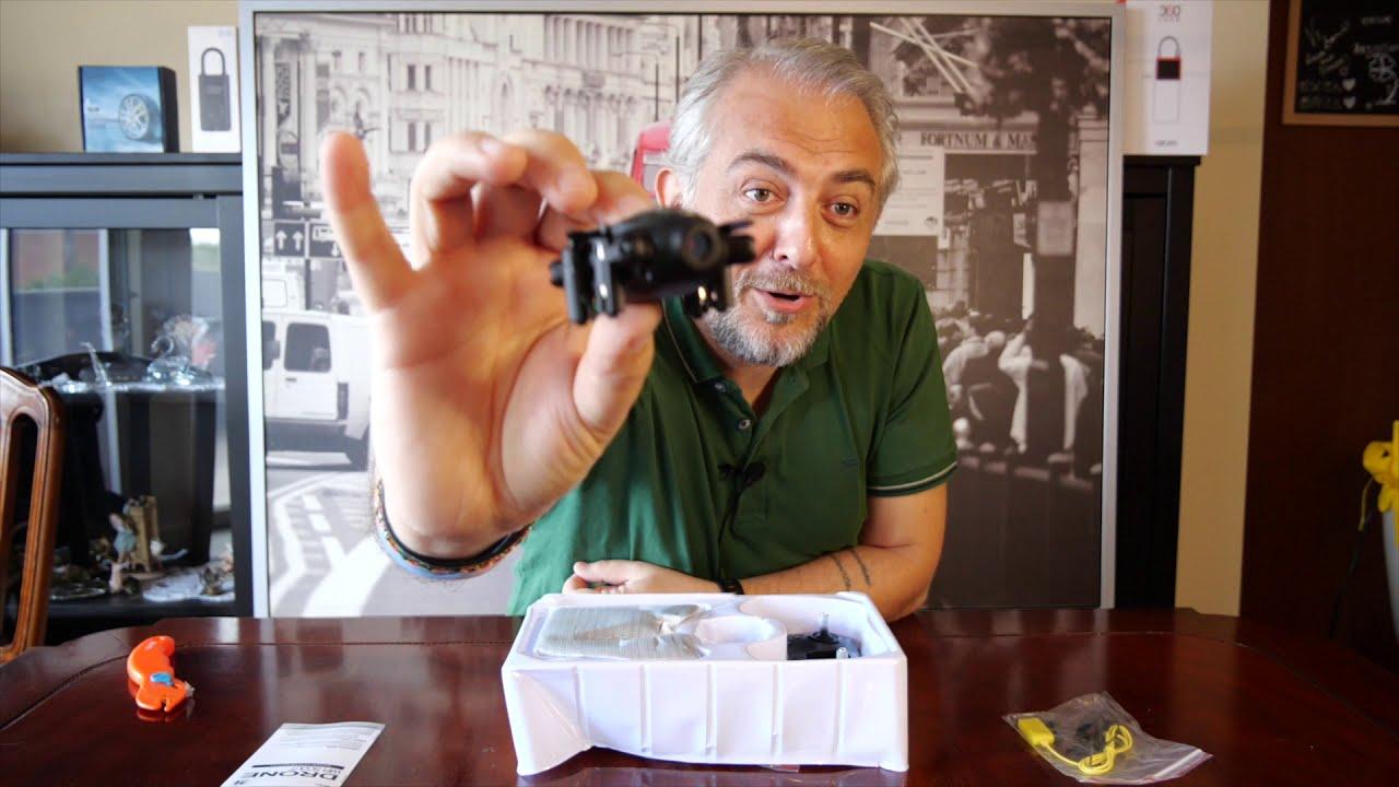 Ultra Unboxing. Drone occhiali FPV, stabilizzatore gimbal FeiyuTech, Smartwatch in ear free buds, . фото