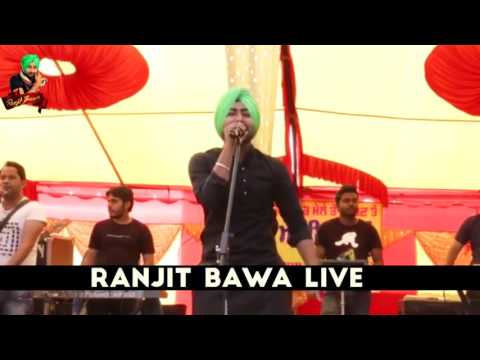RANJIT BAWA  | MIRZA | LIVE PERFORMANCE 2016 | OFFICIAL FULL VIDEO HD
