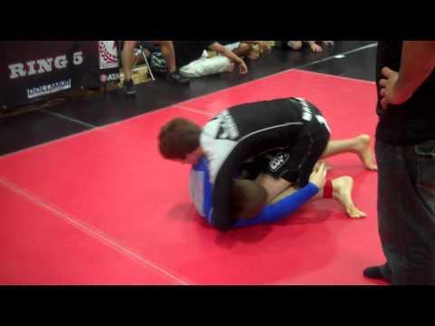 Conor Hogan - No Gi - TX State Championships 2011 - BJJ