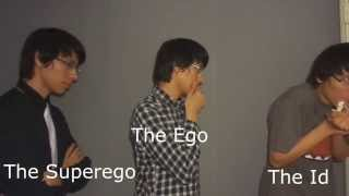 The Id, Ego, and Superego Psychology Project