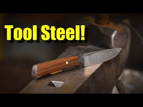 Guide to Tool Steel for Knife Makers