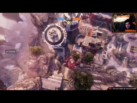 Titanfall 2: Words Cannot Describe | 500% Core Gain | 2v2 Titan Brawl