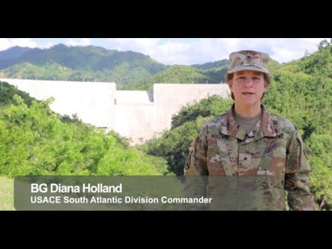 PUERTO RICO SITREP - Gen Holland (USACE Army Corps Eng) 12/12/17