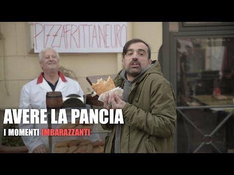 AVERE LA PANCIA - I MOMENTI IMBARAZZANTI