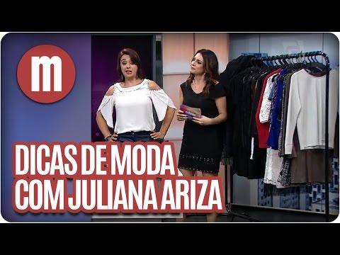 Mulheres - Dicas De Moda Com Juliana Ariza (13/04/16)