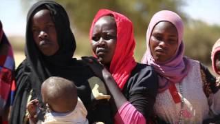 UNAMID DJSR leads integrated mission to Anka, North Darfur