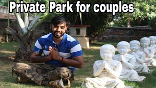 Best Garden in Delhi for couples !! The Garden of five senses in delhi  !! (part -2)