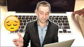 MacBook (Air Pro Retina) не включається, чорний екран. Причини, інструкція, ремонт