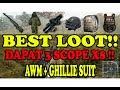 BEST LOOT     AWM GHILLIE SUIT   AUTO JADI RUMPUT   PUBG MOBILE INDONESIA