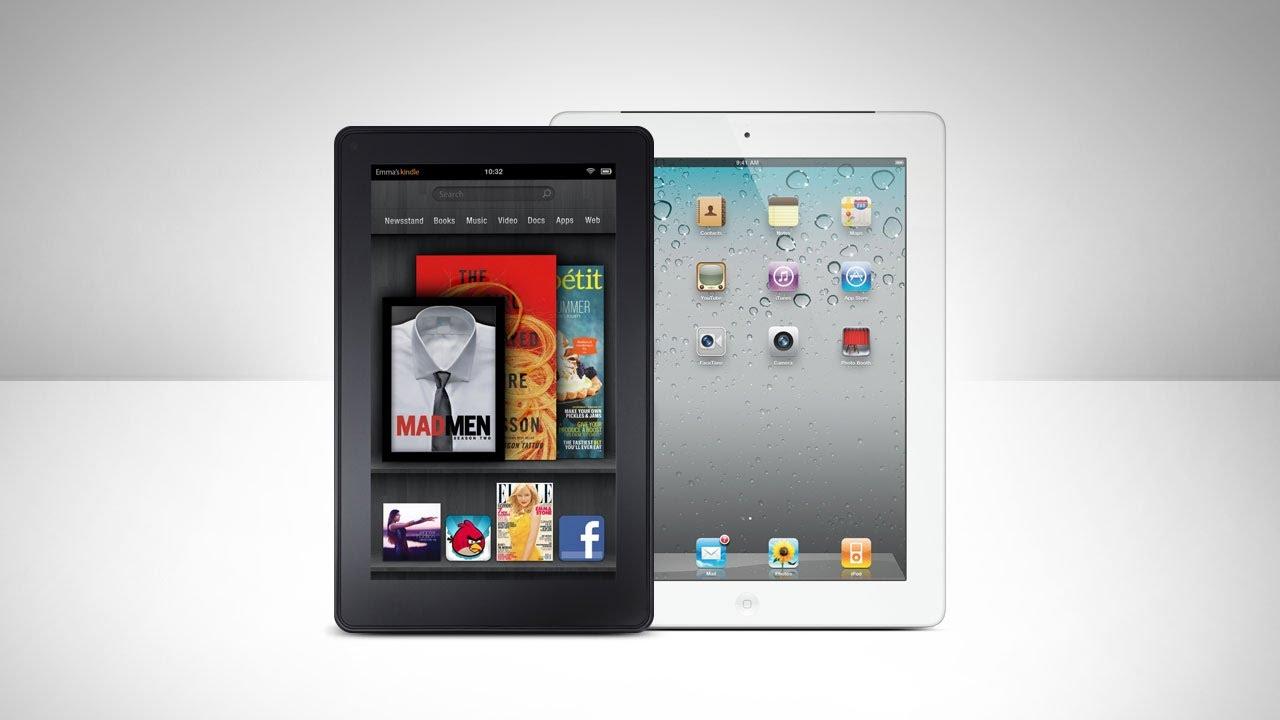 iPad Mini, Kindle Fire 2, and Super Slim PS3! - YouTube