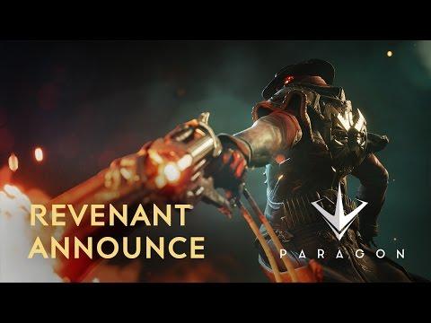 Paragon - Revenant Announce (Available April 25)