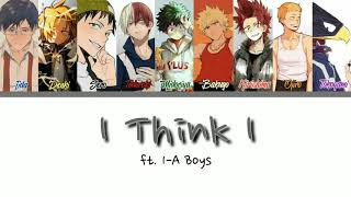 Super Junior - I Think I ft. 1-A Boys