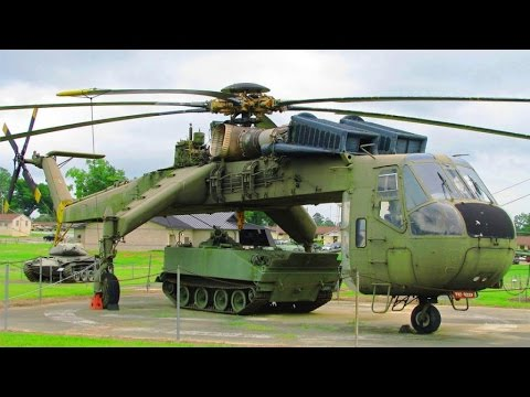 TOP 10 BEST HEAVY LIFT CARGO HELICOPTER 2017 |HD|