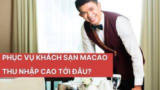 Tuyển trực tiếp làm khách sạn đi xuất khẩu lao động Macao .