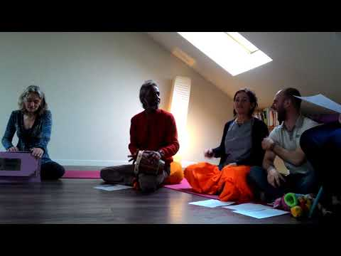 Kirtan/Mantra/Meditation with Guruji karthikeswara