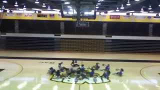 LHS POMS dance Where Have You Been Rihanna at UMBC 2011- '12