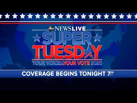 Super Tuesday results 2020: Democratic primary test for Biden, Sanders, Warren and Bloomberg