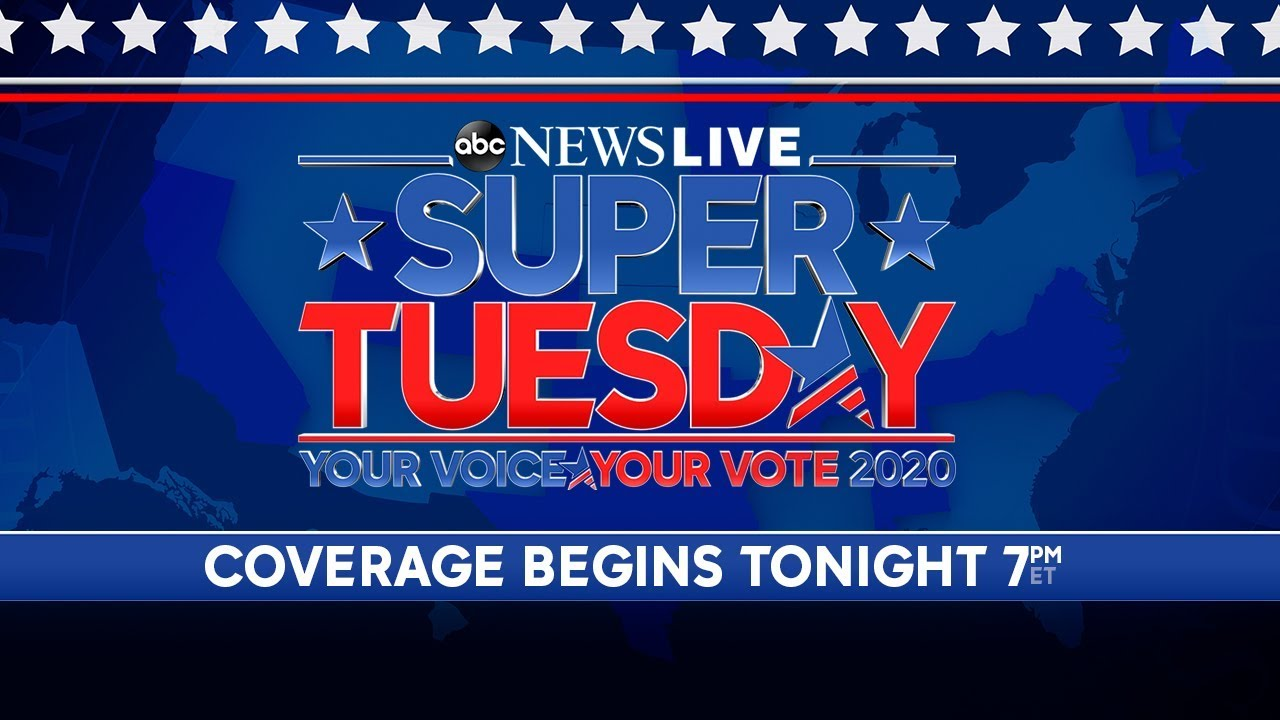 Super Tuesday results 2020: Democratic primary test for Biden, Sanders, Warren and Bloomberg