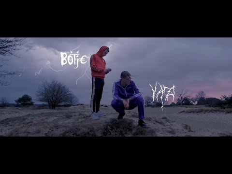 Botje x Yazi - LMF (Official Music Video)