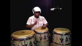 Mas sobre la percusión afrocubana