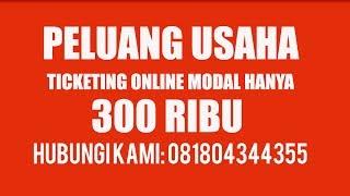 0818 04 344 355 | Usaha Ticketing Online |peluang usaha agen tiket pesawat online|