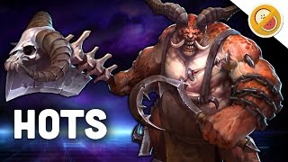 THE BUTCHER NEEDS HIS PROTEIN!   Heroes of the Storm