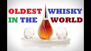What's the Oldest Whisky in the World