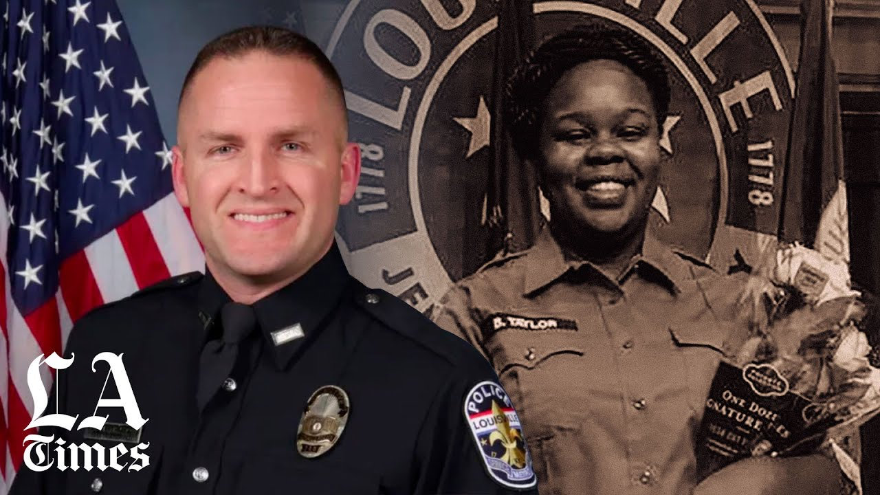 Breonna Taylor Case 1 Officer Indicted Not For Her Death Los Angeles Times