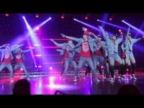 Taneční skupina roku 2014 - B-original  /