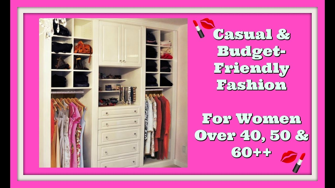 Casual fashion for over 60 - Casual Budget Friendly Outfits Over 40 50 60 Summer Early Fall 2017