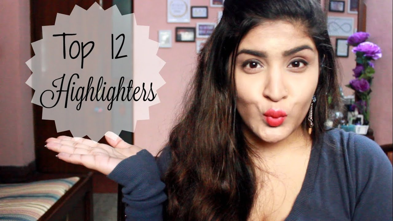 Top 12 Highlighters Available In India Under Rs 1000 Youtube