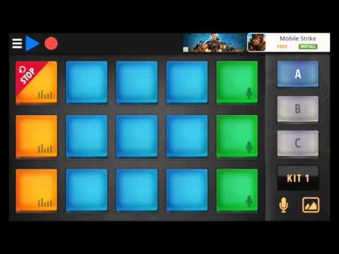 Let's Play: Dubstep Pads On The Android
